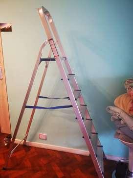 escalera aluminio 2metros