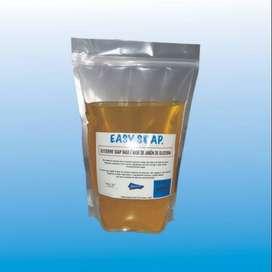 Glicerina con aceite de argan