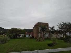 Alquilo hermosa casa temporal en las vertientes