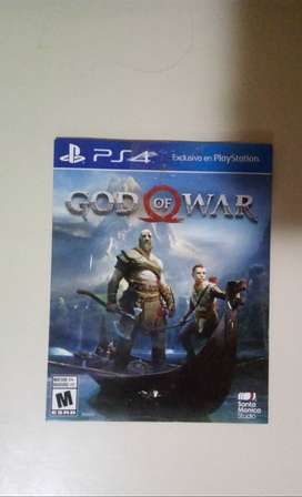 God Of War Fisico PS4