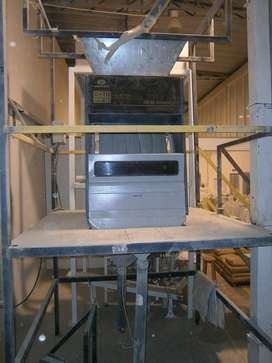 SELECTOR ÓPTICO DE GRANOS. Selectora monofásica 220 Vac, 650 Watts de potencia.