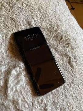 Vendo Samsung S8 plus 64gb