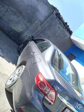 Vendo Toyota Corolla 2013.