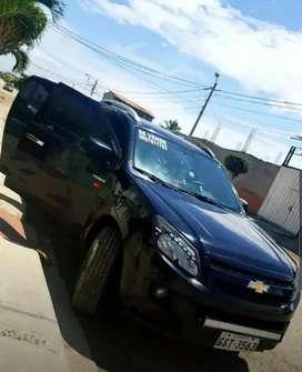 Chevrolet DMAX 2017 doble cabina a diesel