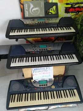 Yamaha Psr340 MÍTICO teclado de culto y psr270 270 para conocedores psr 340 excelente estado piano organeta
