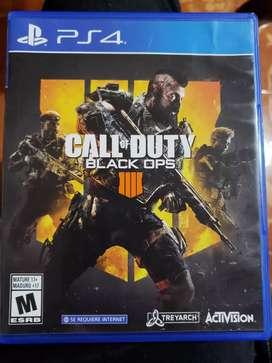 Calla of duty 4 para PS4