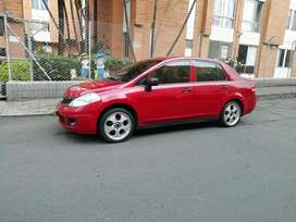 Nissan Tiida 2011 Aa, Dh, Excelente