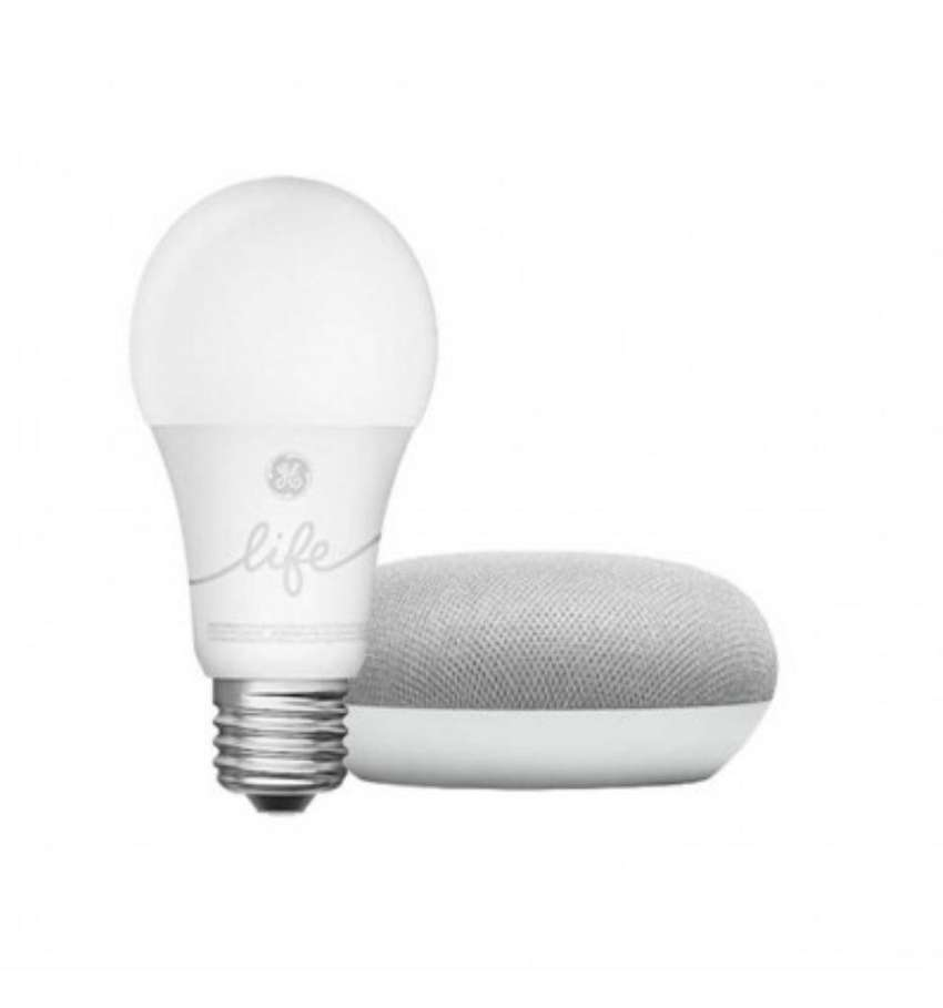 Google Home Mini Más Luz Inteligente Ge 0