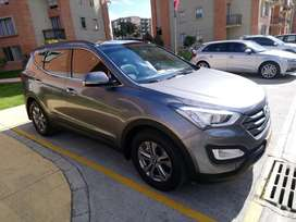 Hyundai Santafe At 2400 2016