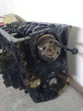 Motor 3/4 Mitsubishi canter 4D34 D 34