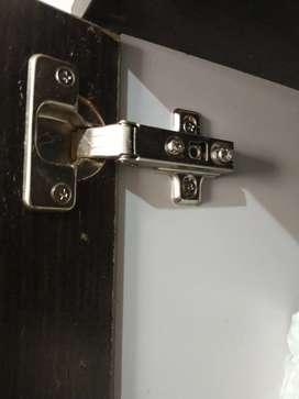 Mueble vertical apto frigobar/microondas