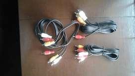 Se Vende cable de sonido video Nuevos