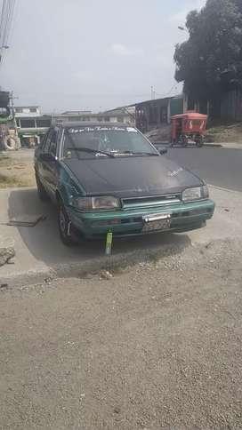 Mazda 323 flamante