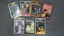 libros saga completa Harry Potter
