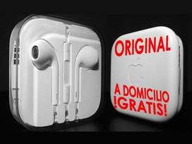 Audífonos Apple Originales Earpods iPhone 5,5s,6,6s