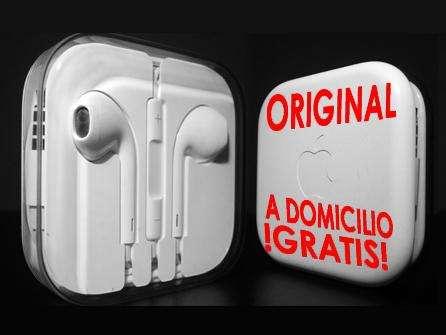 Audífonos Apple Originales Earpods iPhone 5,5s,6,6s 0