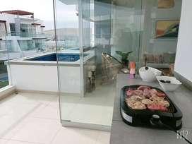 Exclusivo Departamento de Playa en Asia