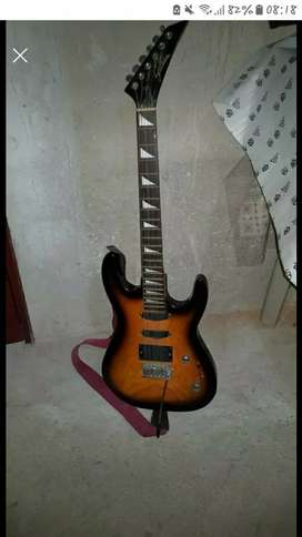 Vendo Guitarra Eléctrica. Marca StarSun