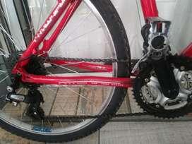 Bicicleta Zenith Cima