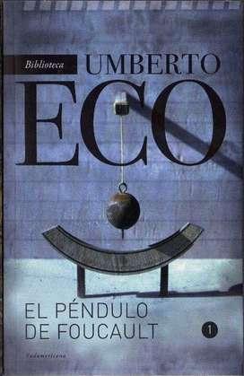EL PÉNDULO DE FOUCAULT I ECO, Umberto