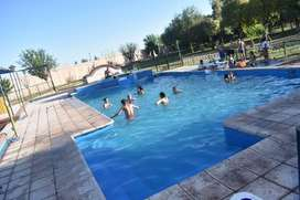 ms34 - Cabaña para 1 a 8 personas con pileta y cochera en Ciudad De Mendoza