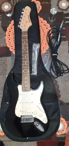 Guitarra Electrica Anderson +funfa+cable, todo nuevo.