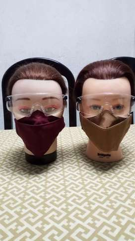 Mascarillas 3D
