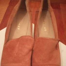 Zapatos Sarkany Original gamuzados