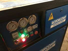 Compresor tornillo de aire 25 hp