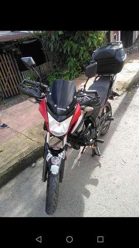Honda Invicta 150 Cc Papeles Al Dia