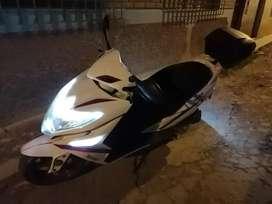 Vendo mi moto italika