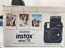 Fujifilm intax mini 70