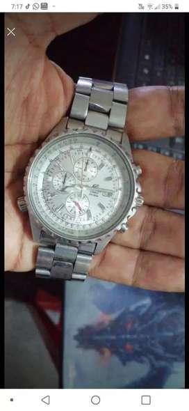 Se vende relojes casio edifice y tomy