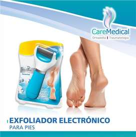 Exfoliador Electronico De Pies Usb - Ortopedia Care Medical