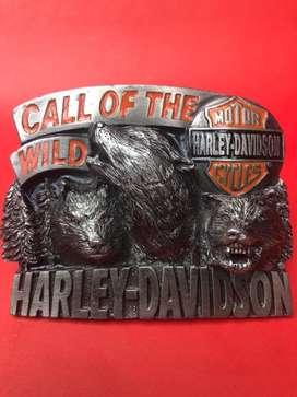 Chapas de correas Harley Davidson