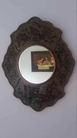 Espejo decorativo de pared Hindu
