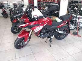 Moto Benelli TRK 251 ABS