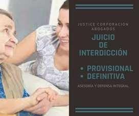 Abogados LOJA Justice JUICIO DE INTERDICCIÓN PROVISIONAL O DEFINITIVA