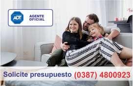 ADT Agente Oficial  Alarmas en Salta  Tel 0387 4800923