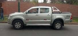 Se vende Toyota Hilux año 2012 4x4