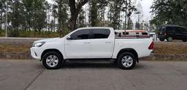 Toyota Hilux Srv 4x2 Impecable. 50 Mil K