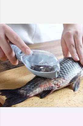 Desescamador De Pescado Rápida Extracción Raspador De Escamas