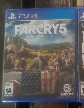 Farcry 5 - Nuevo Sellado