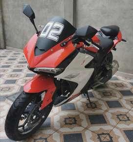 Vende moto shineray 250