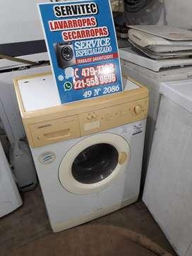 Venta de lavarropas automáticos