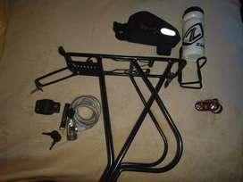 Set Y Acsesorios de Bicicletas Muy Bueno