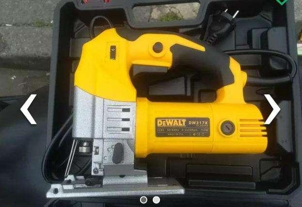 Caladora marca DeWalt y bosch 0