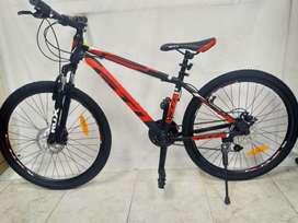 Bicicleta 26 Gti Shimano 24 Vel. Madrock Cuadro Aluminio Importada