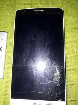 Vendo LG D693AR G3 Stylus. A reparar pantalla.