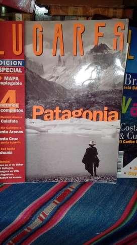 Revista Lugares. PATAGONIA